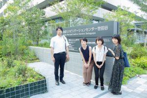 介護舞台 東京リハビリテーションセンター世田谷訪問